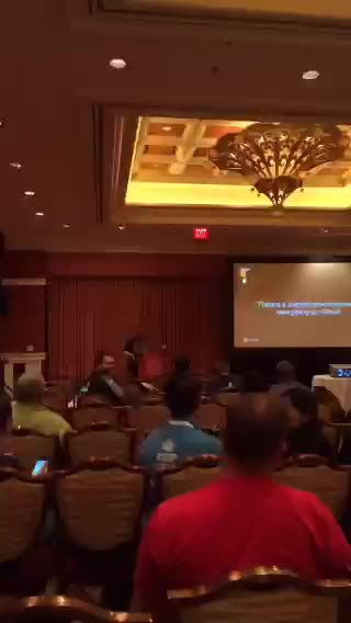_Talesh: LIVE on #Periscope: Love this guy @JoshuaSWarren #MagentoImagine #Barcamp https://t.co/4ton3tLO7b
